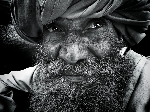 Alfred Pleyer's Man in Pushkar won the People Portraits category